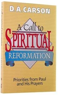 Spiritual Reformation